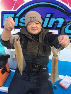 桜井丸の2019年2月3日(日)2枚目の写真