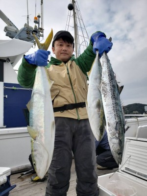 山洋丸の2019年2月3日(日)4枚目の写真