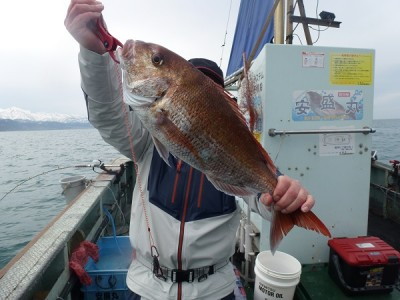 安盛丸の2019年2月6日(水)2枚目の写真
