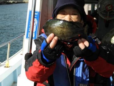 釣具の海友の2019年2月2日(土)1枚目の写真