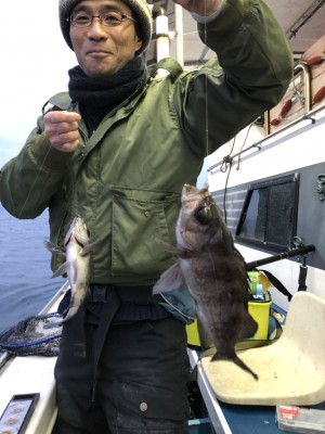 小松乗合船の2019年2月9日(土)1枚目の写真