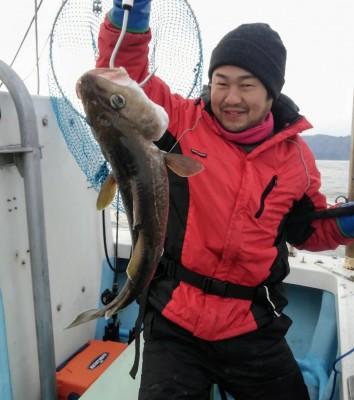 佐々木釣具店 平進丸の2019年2月9日(土)3枚目の写真