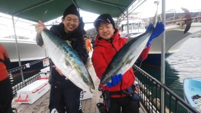山洋丸の2019年2月9日(土)2枚目の写真