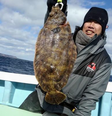 佐々木釣具店 平進丸の2019年2月10日(日)1枚目の写真