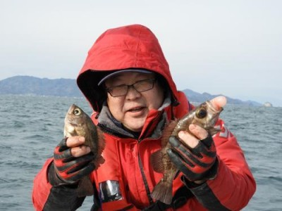 釣具の海友の2019年2月10日(日)2枚目の写真