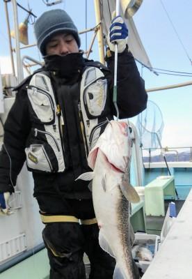 佐々木釣具店 平進丸の2019年2月11日(月)1枚目の写真