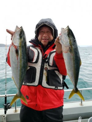 西岡遊漁の2019年2月9日(土)1枚目の写真