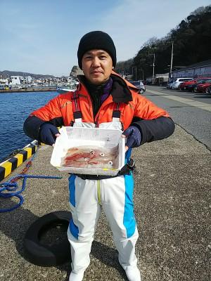 宝生丸の2019年2月16日(土)1枚目の写真