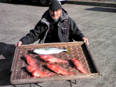 佐円丸の2019年1月23日(水)1枚目の写真