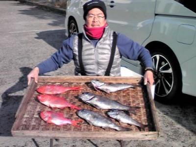 佐円丸の2019年1月16日(水)1枚目の写真