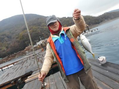 由良海つり公園&釣堀ランドの2019年2月16日(土)1枚目の写真