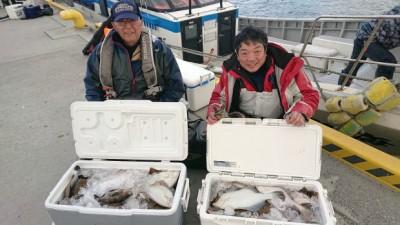 第一海友丸の2019年2月16日(土)3枚目の写真