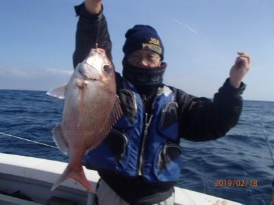 秀吉丸の2019年2月18日(月)1枚目の写真