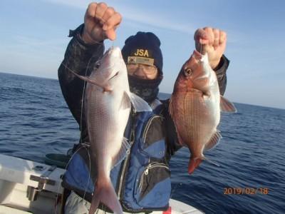 秀吉丸の2019年2月18日(月)5枚目の写真