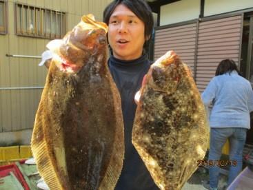 奥村釣船の2019年2月18日(月)3枚目の写真