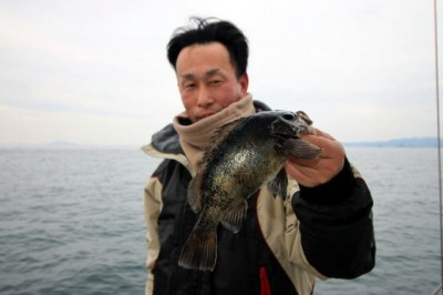 西岡遊漁の2019年2月15日(金)2枚目の写真