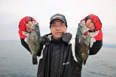 西岡遊漁の2019年2月15日(金)4枚目の写真