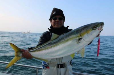 西岡遊漁の2019年2月17日(日)1枚目の写真