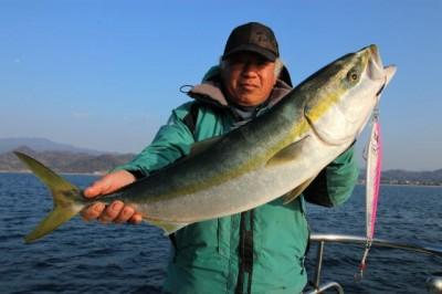 西岡遊漁の2019年2月17日(日)2枚目の写真