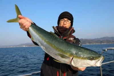 西岡遊漁の2019年2月17日(日)4枚目の写真