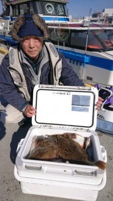 第一海友丸の2019年2月18日(月)3枚目の写真