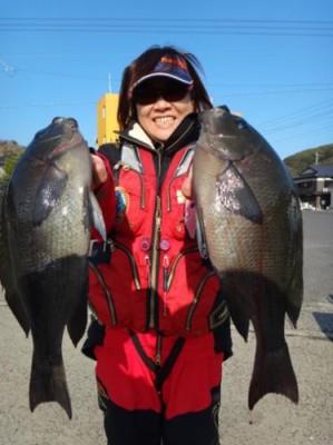 丸銀釣りセンターの2019年2月17日(日)1枚目の写真