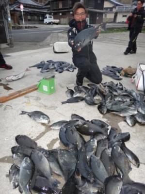丸銀釣りセンターの2019年2月18日(月)4枚目の写真