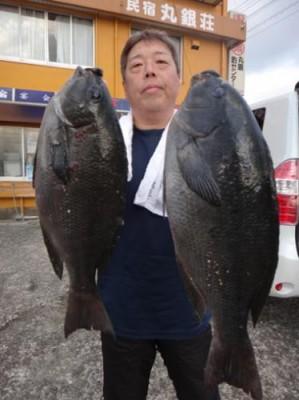 丸銀釣りセンターの2019年2月20日(水)1枚目の写真