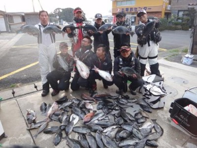 丸銀釣りセンターの2019年2月20日(水)5枚目の写真
