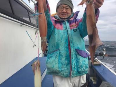 敷嶋丸の2019年2月17日(日)2枚目の写真