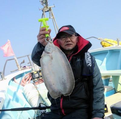 佐々木釣具店 平進丸の2019年2月22日(金)1枚目の写真