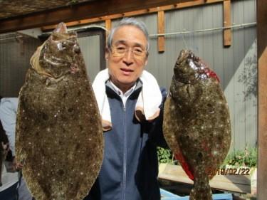 奥村釣船の2019年2月22日(金)3枚目の写真
