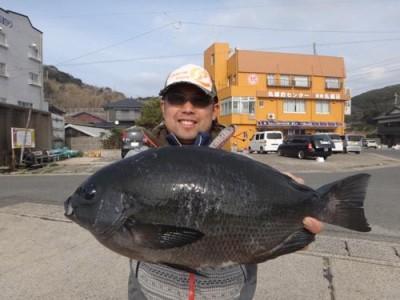 丸銀釣りセンターの2019年2月21日(木)1枚目の写真
