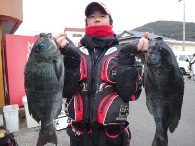 丸銀釣りセンターの2019年2月21日(木)5枚目の写真
