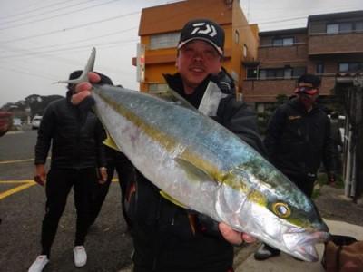 丸銀釣りセンターの2019年2月22日(金)1枚目の写真