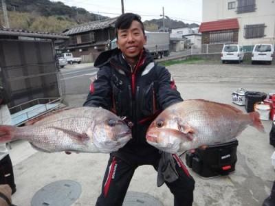 丸銀釣りセンターの2019年2月22日(金)2枚目の写真