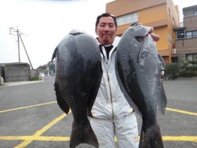 丸銀釣りセンターの2019年2月22日(金)4枚目の写真