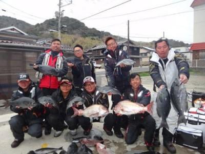 丸銀釣りセンターの2019年2月22日(金)5枚目の写真