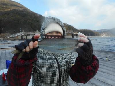 由良海つり公園&釣堀ランドの2019年2月23日(土)1枚目の写真