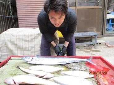 奥村釣船の2019年2月23日(土)3枚目の写真