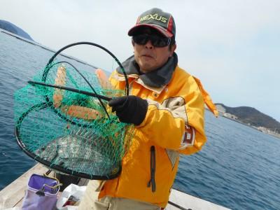 由良海つり公園&釣堀ランドの2019年2月24日(日)1枚目の写真