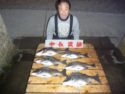 中長渡船の2019年2月24日(日)1枚目の写真