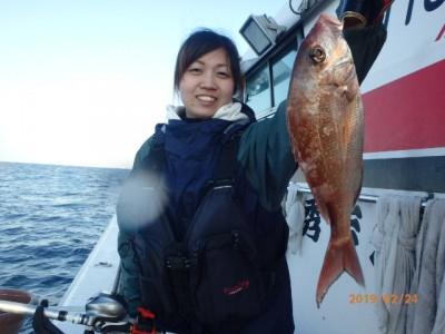 秀吉丸の2019年2月24日(日)1枚目の写真
