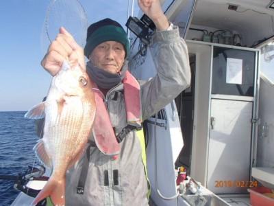 秀吉丸の2019年2月24日(日)3枚目の写真