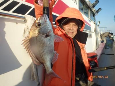 秀吉丸の2019年2月24日(日)5枚目の写真