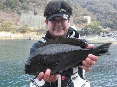 磯釣佐市丸の2019年2月26日(火)2枚目の写真