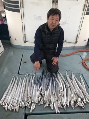 小松乗合船の2019年2月27日(水)2枚目の写真