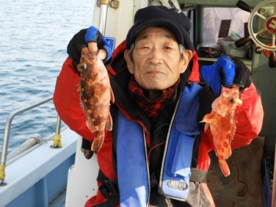 釣具の海友の2019年2月26日(火)1枚目の写真