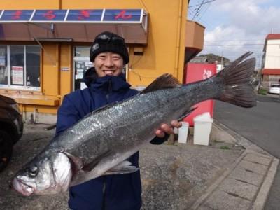 丸銀釣りセンターの2019年2月23日(土)1枚目の写真