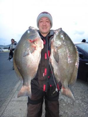丸銀釣りセンターの2019年2月23日(土)3枚目の写真